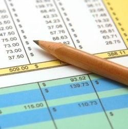 Project budgeting and forecasting software