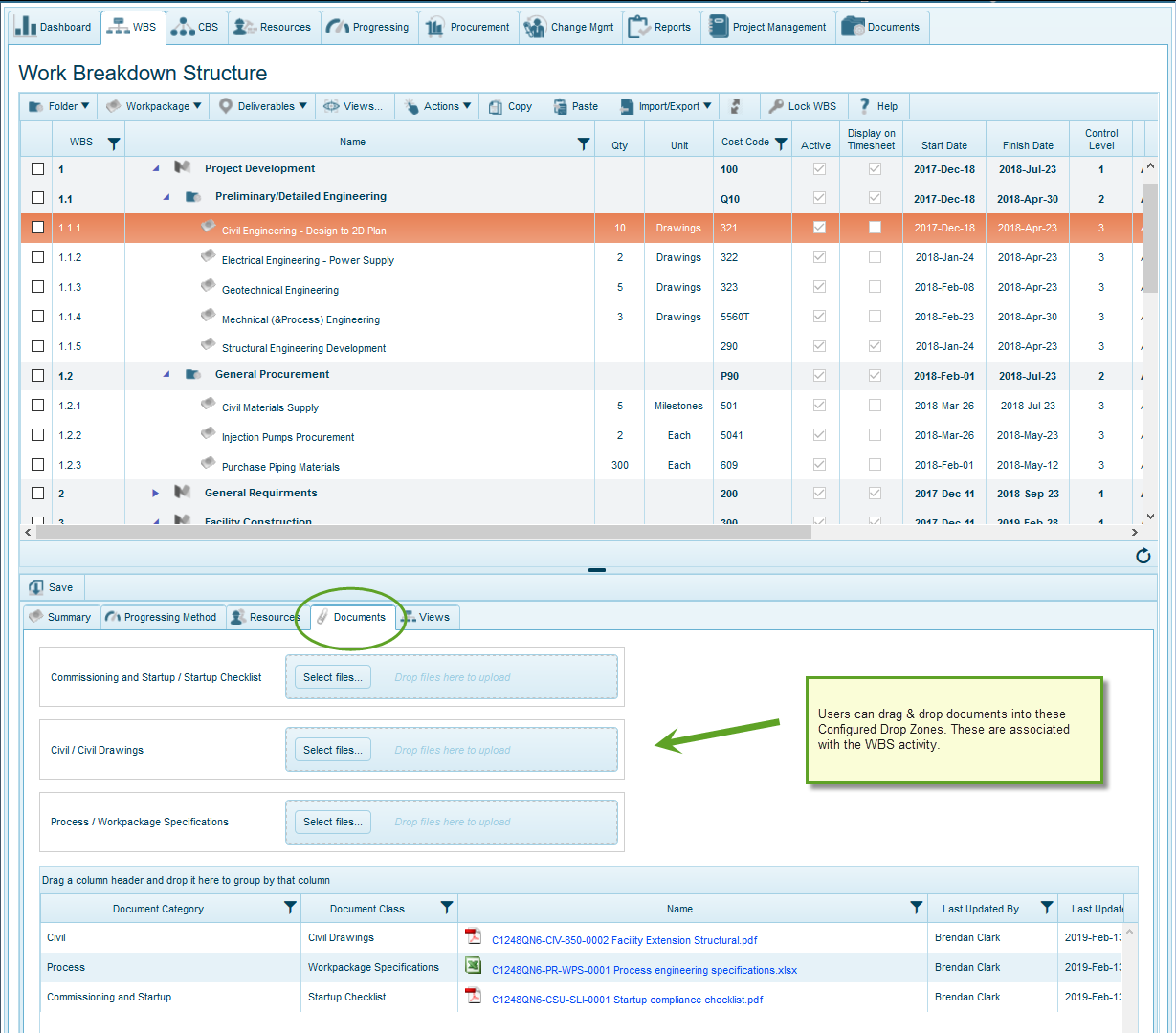 Document Controls Software